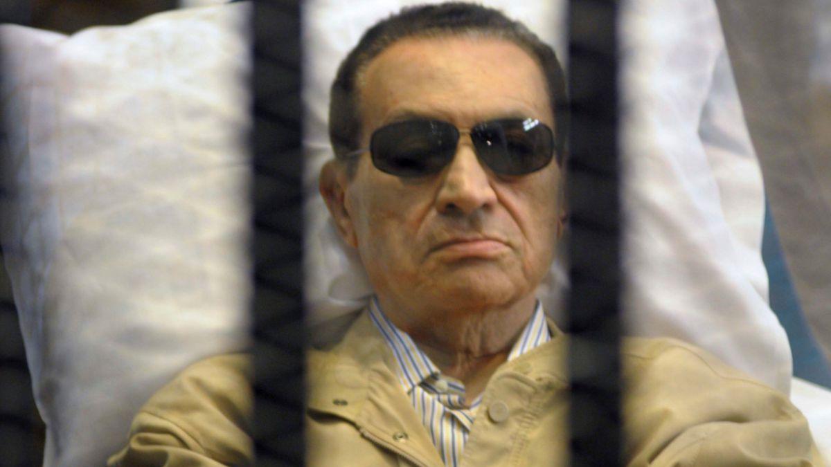 Corte egipcia anula pena de cárcel contra Hosni Mubarak