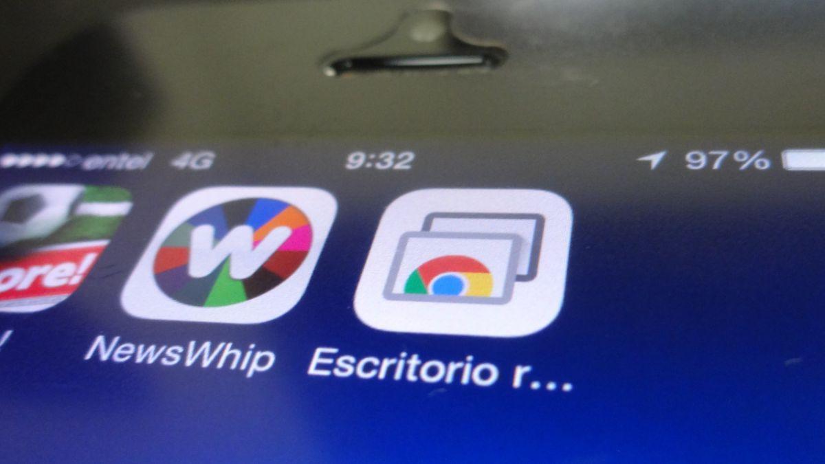 Cómo acceder desde el iPhone al computador de la casa