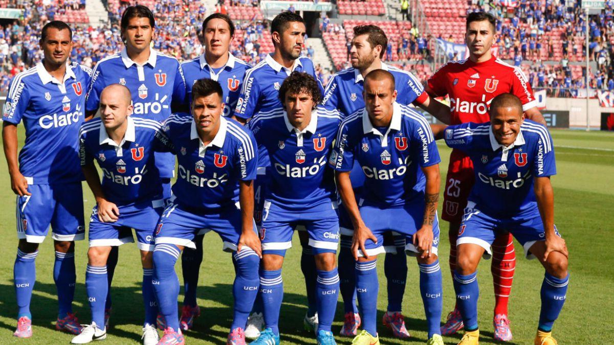 La U fue el mejor equipo chileno del 2014, según la IFFHS