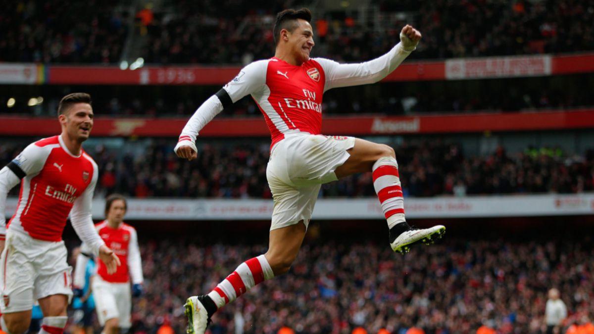 [VIDEO] Alexis también puede con una pelota de básquetbol