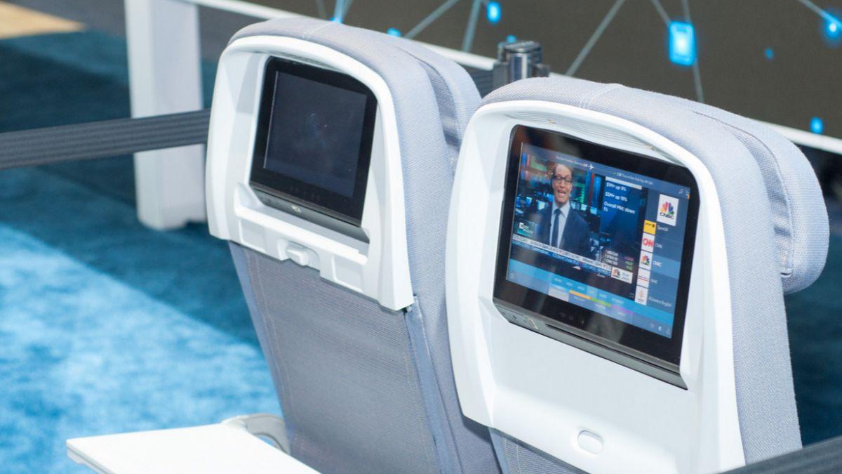 La comodidad de viajar en un avión que te reconoce