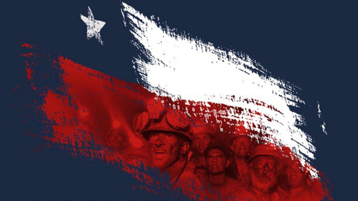 Revelan poster oficial de la película sobre los 33 mineros