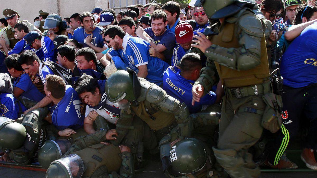 Modificaciones endurecen penas en Ley de Violencia en los Estadios