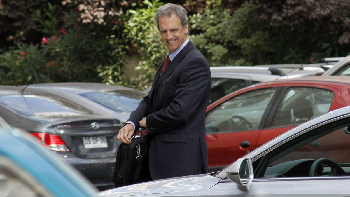 Gte. de Penta confirma que servicio profesional de Velasco fue almuerzo por $ 20 millones