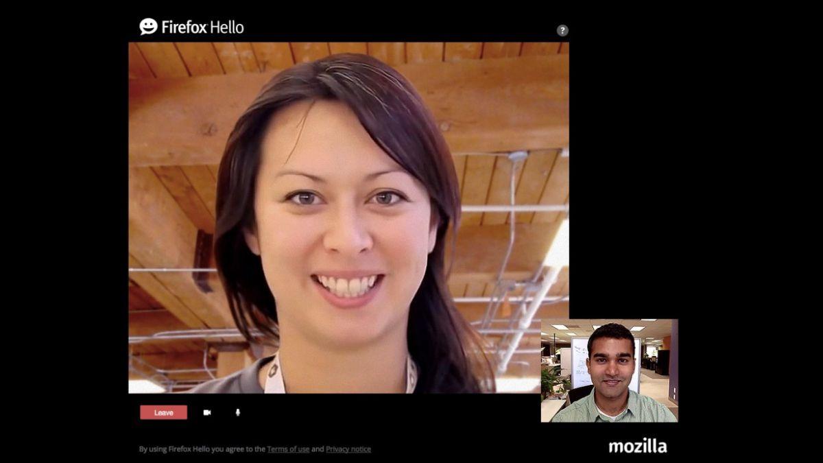 Firefox estrenó servicio de videollamada sin necesidad de registro