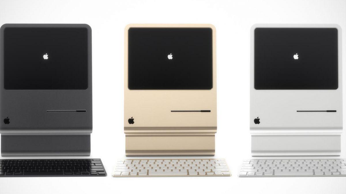 Diseñadores alemanes imaginaron cómo debería ser el nuevo Mac