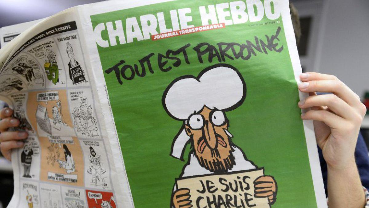 Edición de Charlie Hebdo será traducida al español