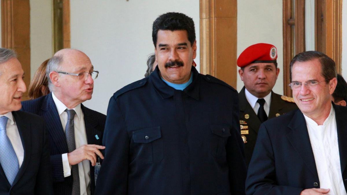 Maduro insiste en sus acusaciones y trata de vulgar nuevo comunicado de EE.UU.