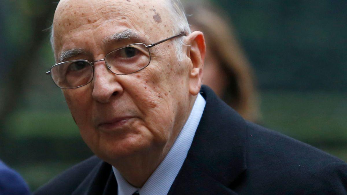 Presidente de Italia renuncia tras casi 10 años en el cargo