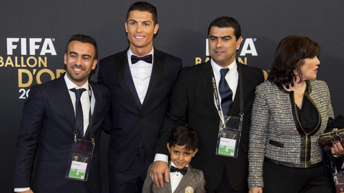 [VIDEO] La admiración del hijo de Cristiano Ronaldo por Messi