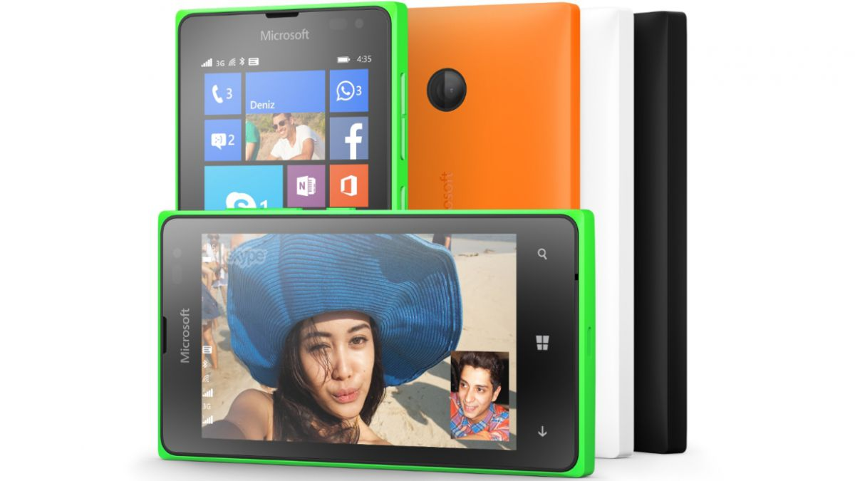 Así es el teléfono más barato que lanzó Microsoft