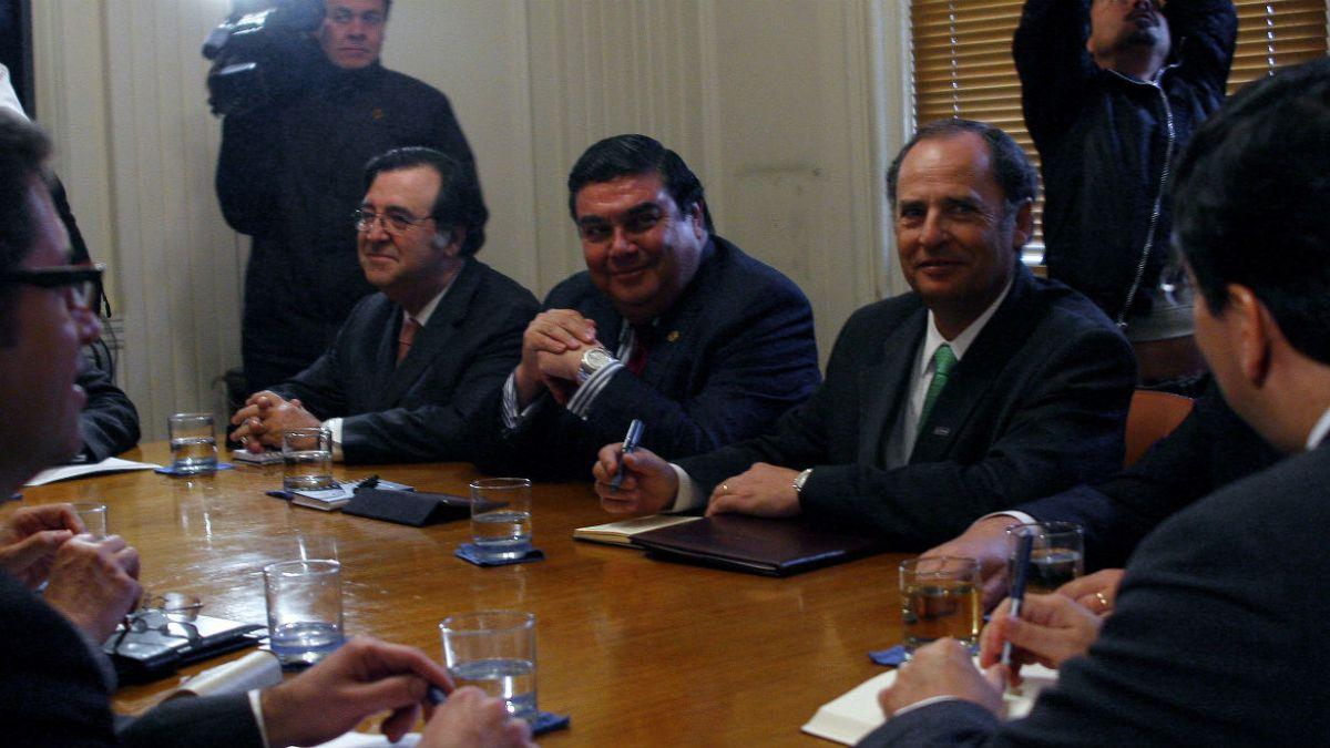 Candidatura de Salas a la CPC suma el respaldo de la Cámara Nacional de Comercio
