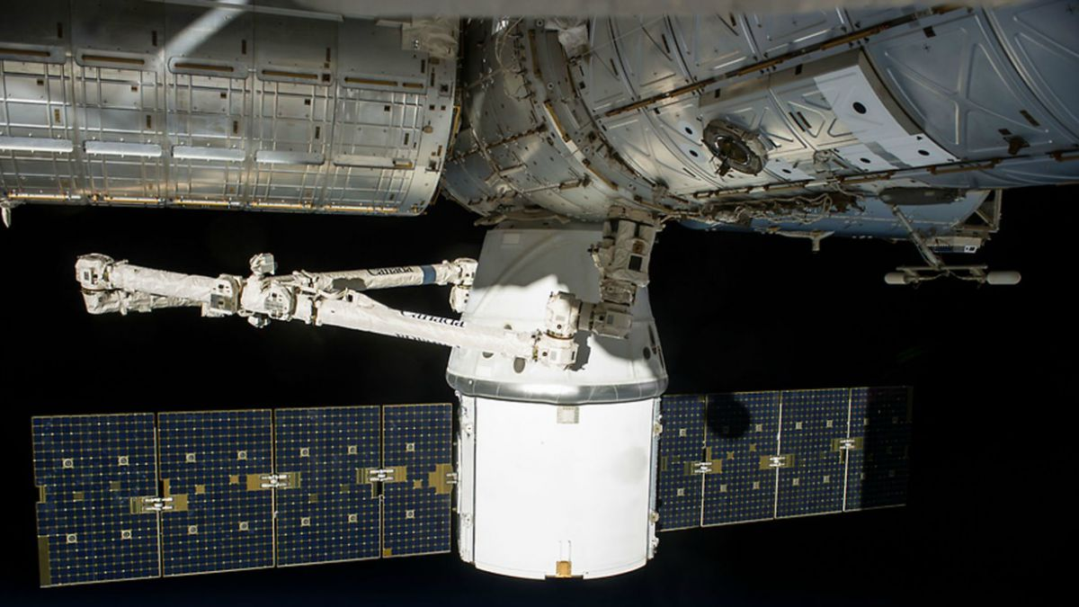 Evacuan segmento de la Estación Espacial Internacional por fuga de amoniaco