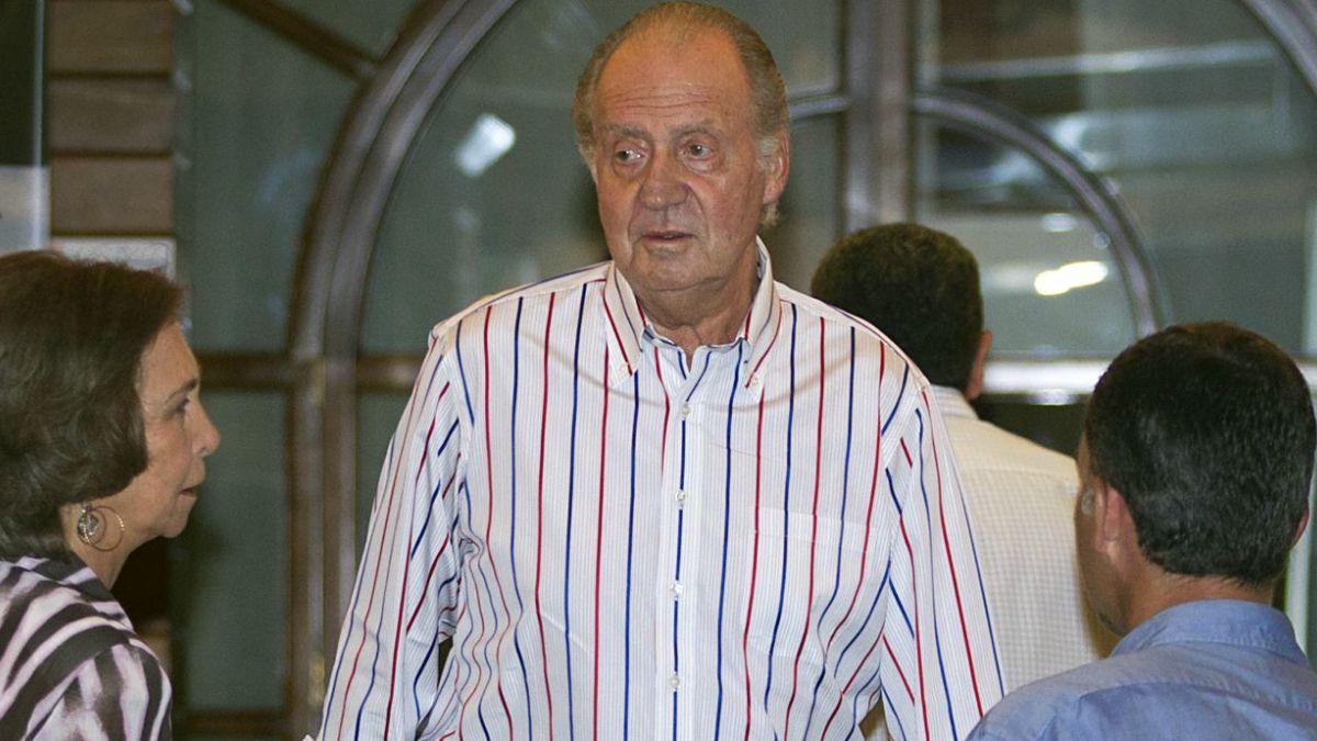 Justicia española admite a trámite demanda de paternidad contra rey Juan Carlos