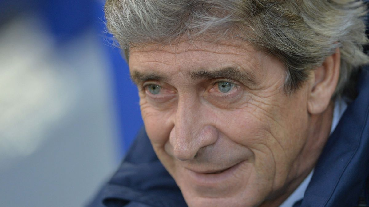 Manuel Pellegrini, el mejor técnico de la Premier League en diciembre
