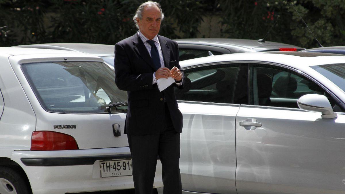 Carlos Bombal, el encargado de las platas políticas de Penta