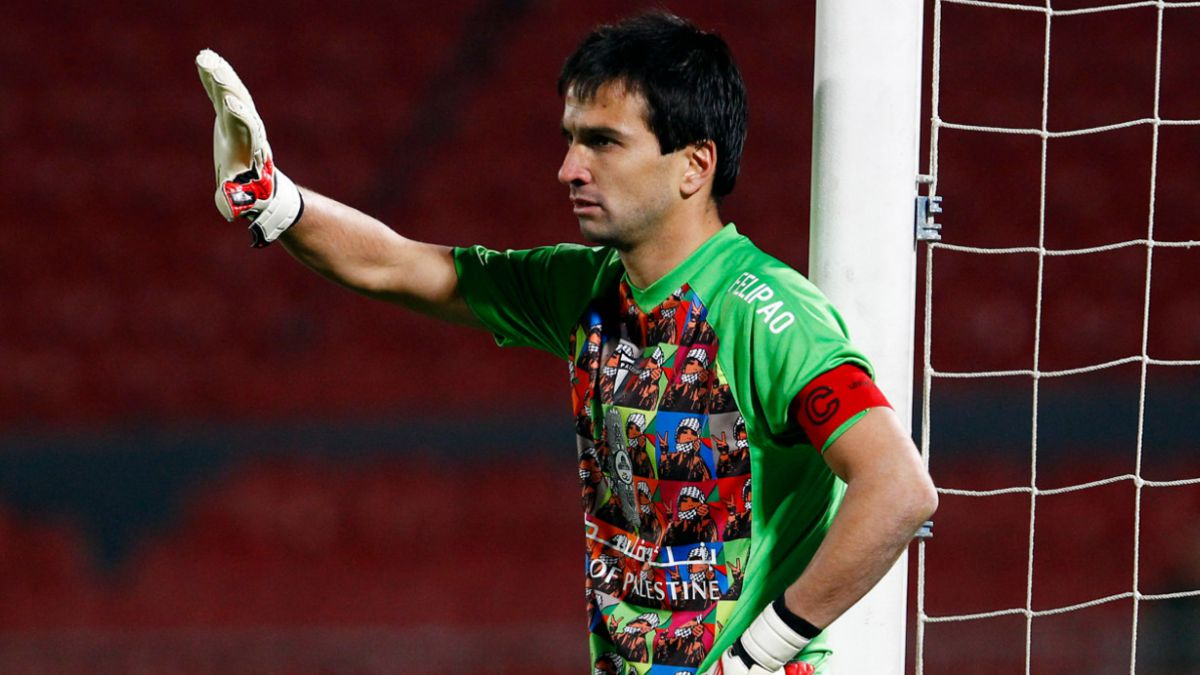 Felipe Núñez: Johnny Herrera se opuso a mi llegada a la U