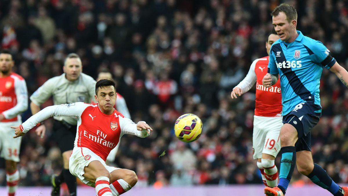 Cómo Alexis Sánchez conquistó al niño malo del fútbol inglés