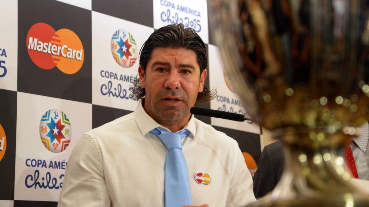 Marcelo Salas y la Copa América: No tengo muy buenos recuerdos