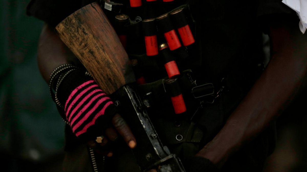 Revelan que Boko Haram mató a una mujer mientras daba a luz