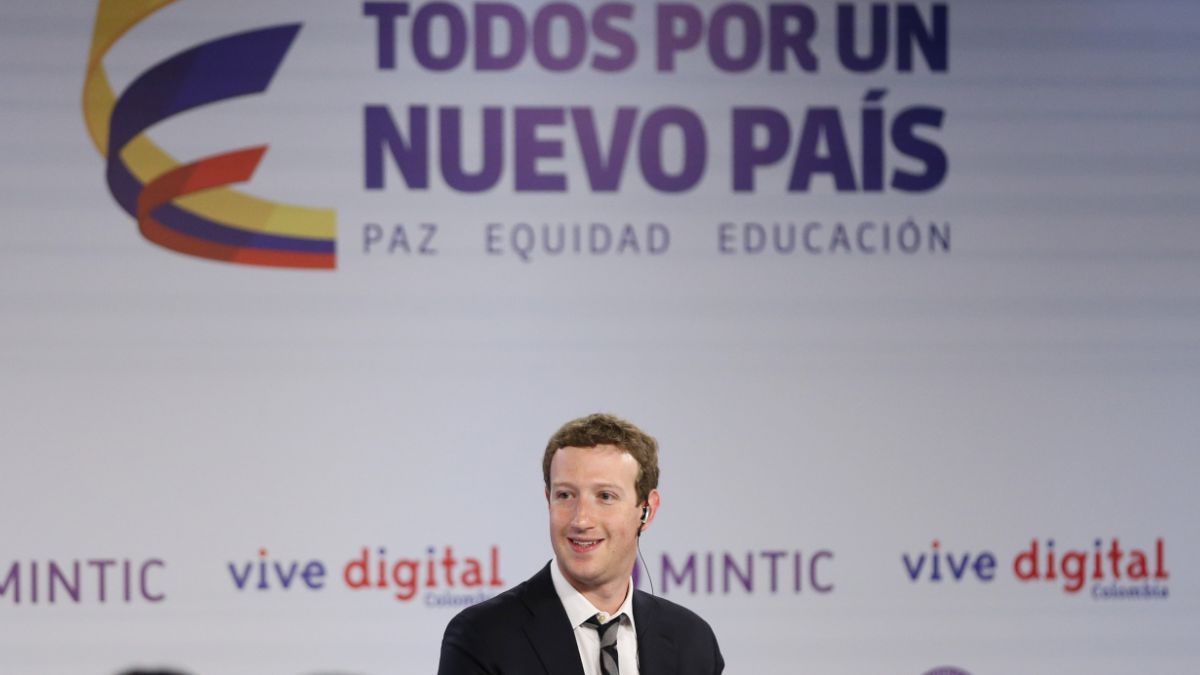 ¿Cómo funciona la internet gratis de Zuckerberg en Colombia?