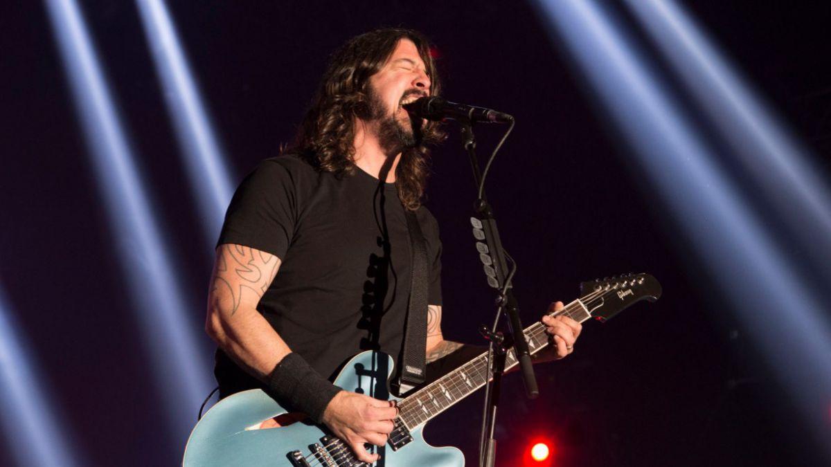 15 de las frases más potentes de Dave Grohl, el líder de Foo Fighters