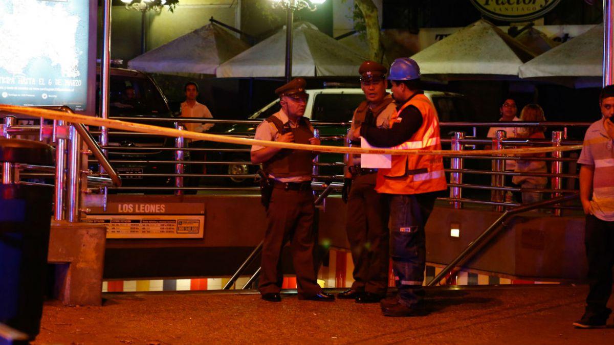 ¿Qué se sabe y qué no de la explosión en metro Los Leones?