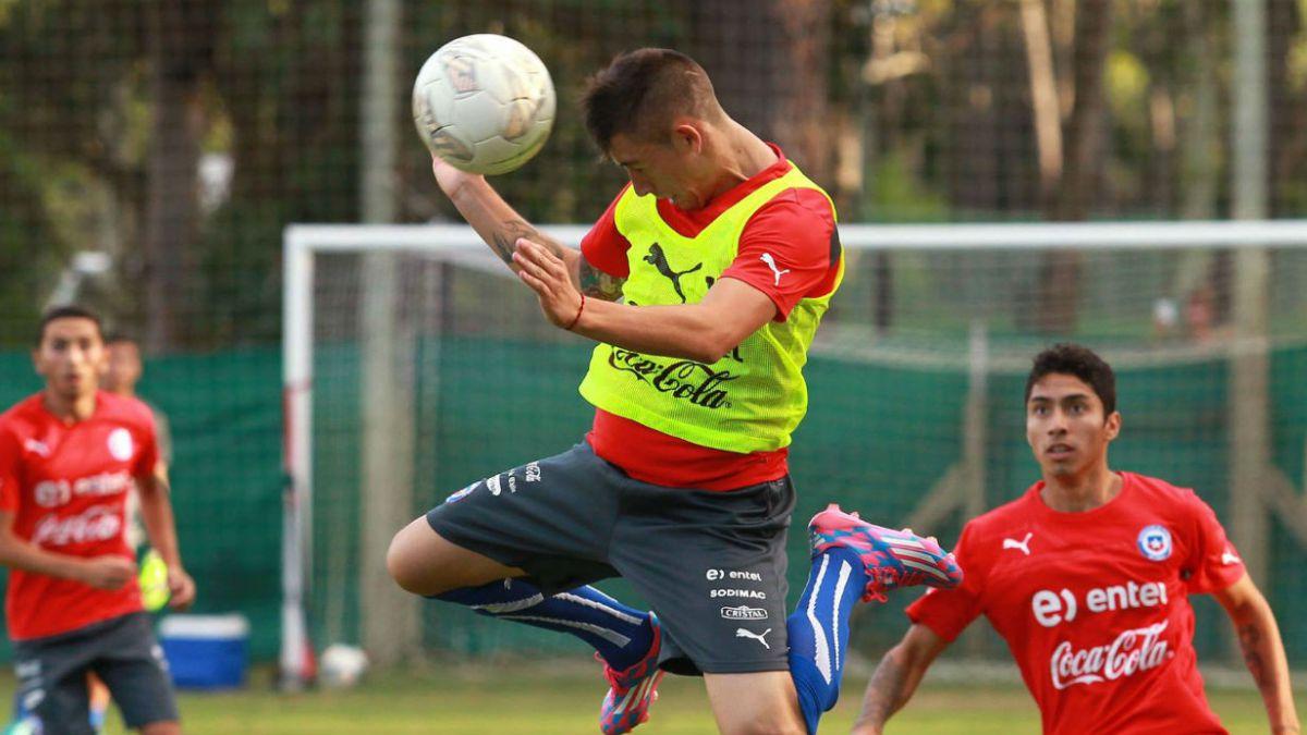 Cinco chilenos que buscan convertirse en figuras del Sudamericano Sub 20