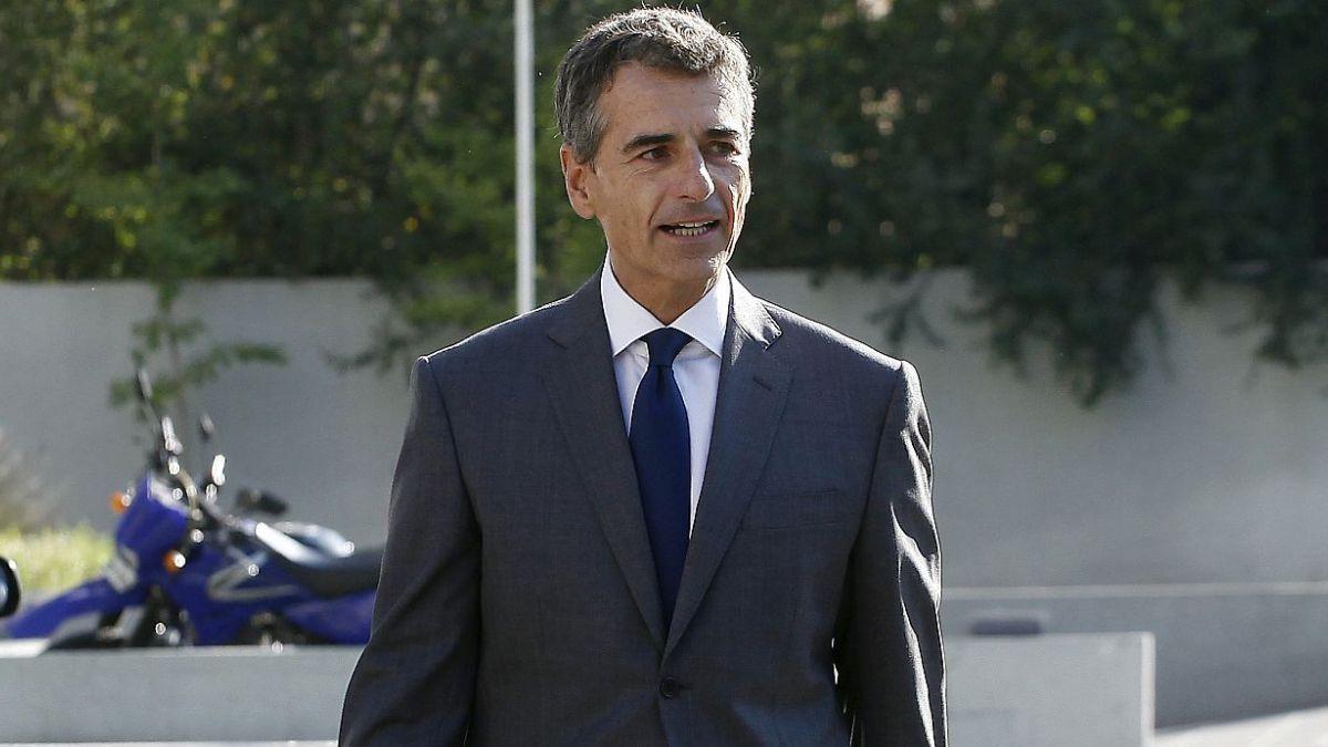 Lo que declaró Velasco al fiscal del caso Penta