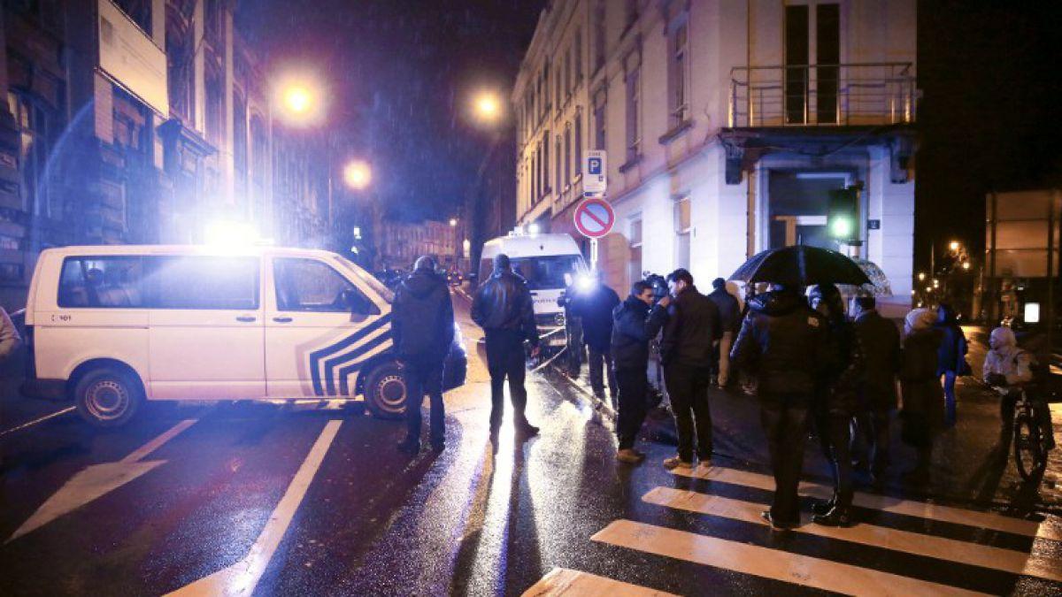 Operación antiterrorista en Bélgica deja al menos dos muertos