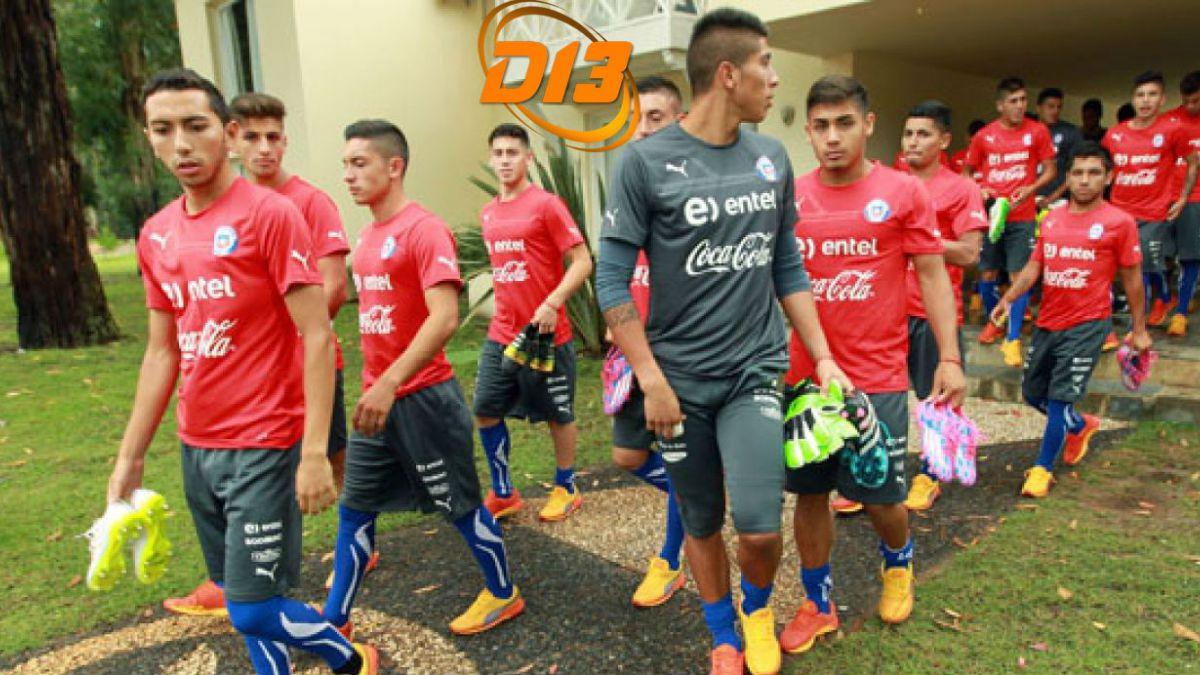 Sudamericano Sub 20: Las complicaciones de la delegación chilena