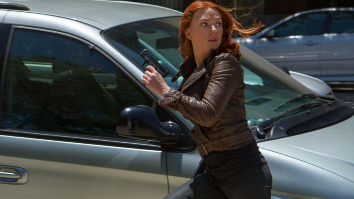"""Confirmado: Black Widow saldrá en la tercera parte de """"Capitán América"""""""