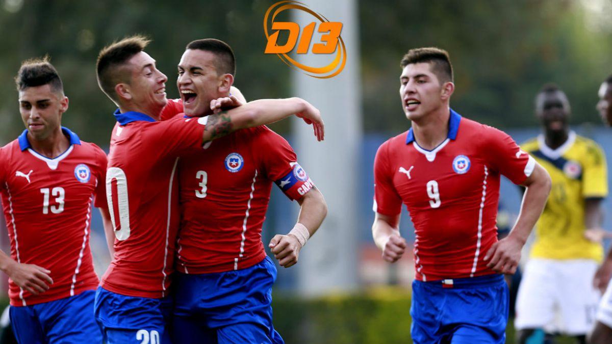 El Sudamericano Sub 20 está en el 13