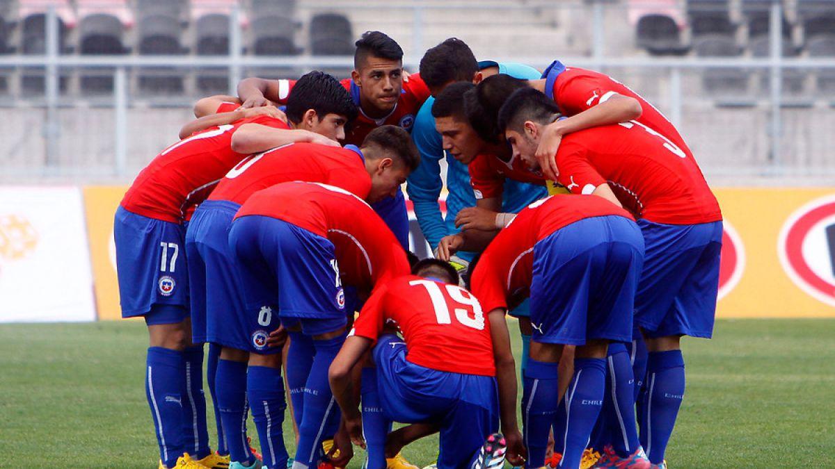 Estás serán las alineaciones de Chile y Brasil para inminente debut en Sudamericano Sub 20