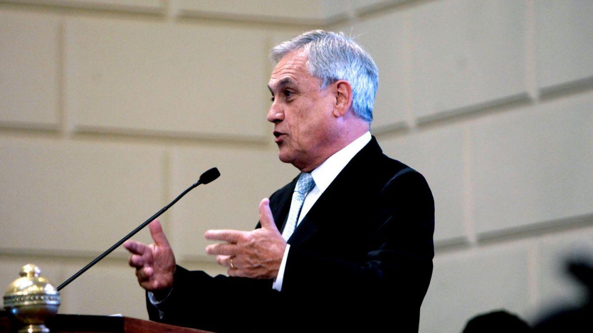 """Piñera: """"La gente quiere ver a los poderosos más vulnerables y exige sanciones efectivas"""