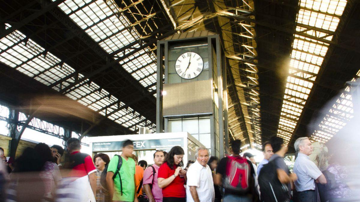 Tren Santiago-Temuco inicia primero de cuatro recorridos dispuestos para este verano