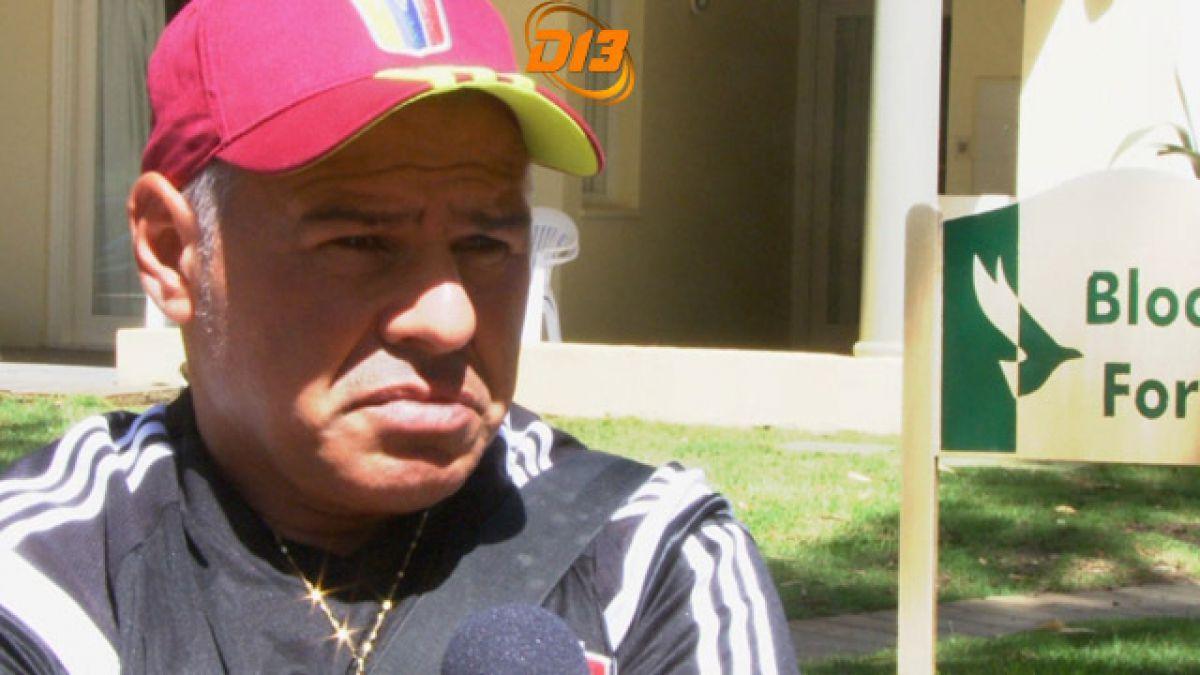 [VIDEO] DT de Venezuela advierte sobre lo parejo del duelo con La Roja