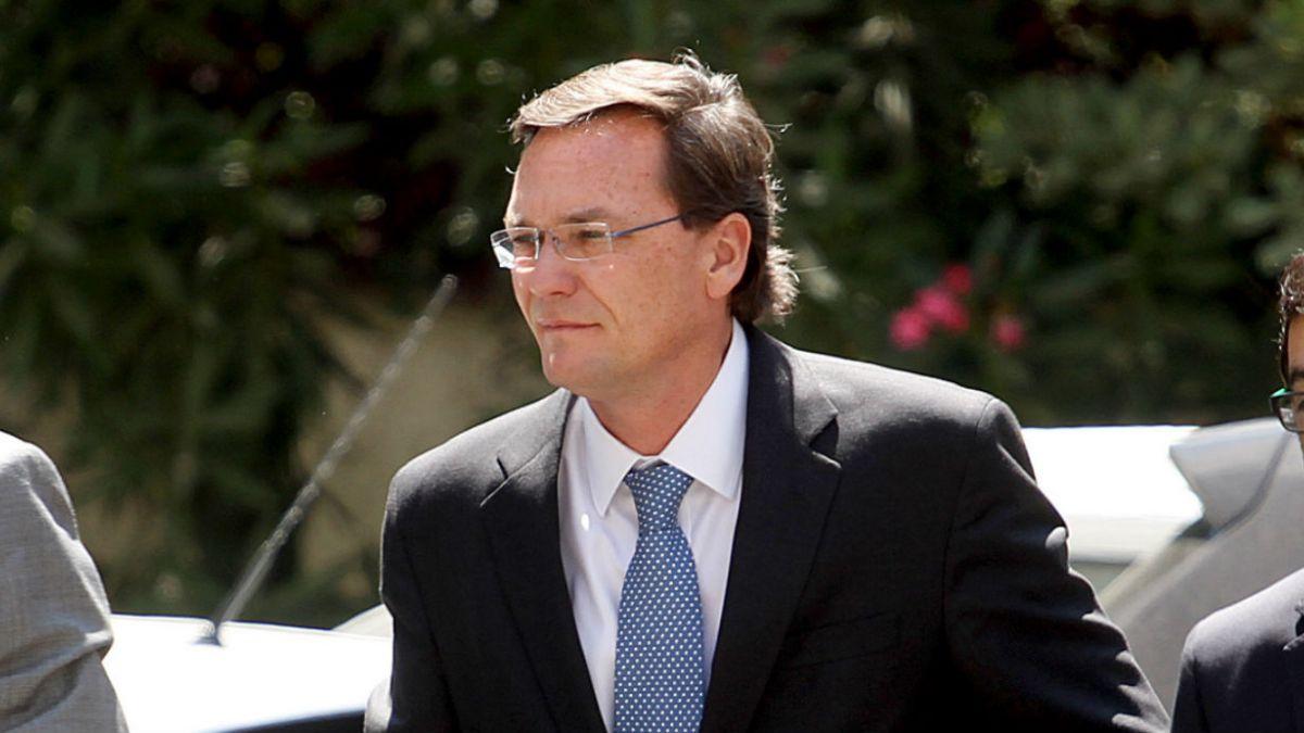 Fiscalía confirma formalización de Wagner por caso Penta