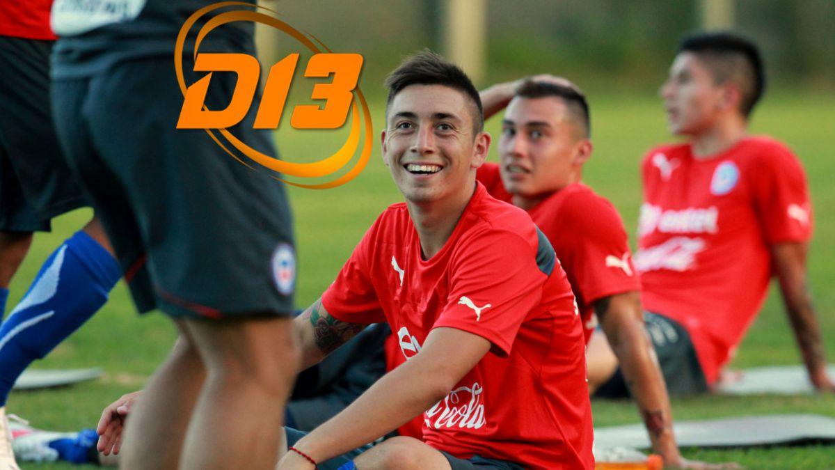 [FOTOS] Así entrena la Roja en el Sudamericano Sub 20