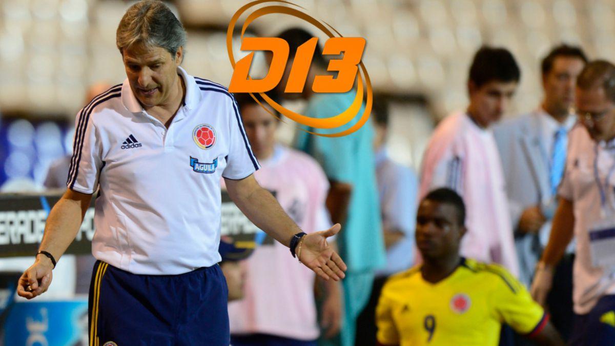 #Sub20enel13: Colombia necesita sumar ante Chile