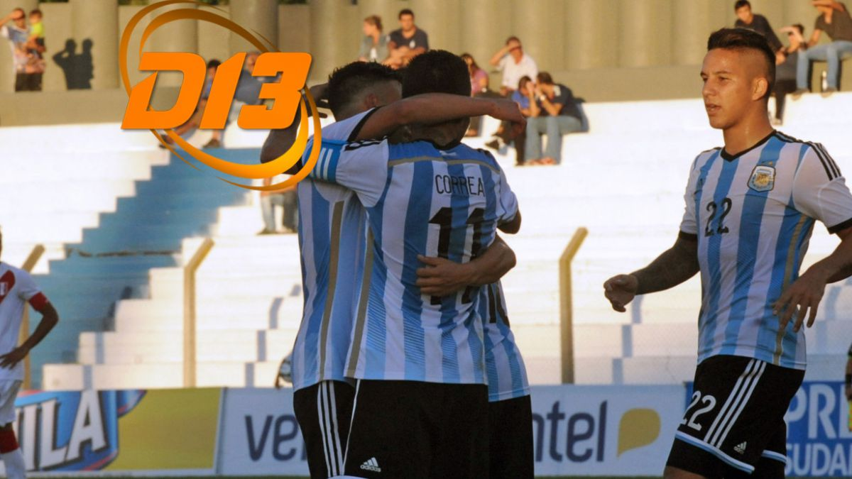[VIDEO] Argentina arrasó con Perú: 6-2 terminó el encuentro