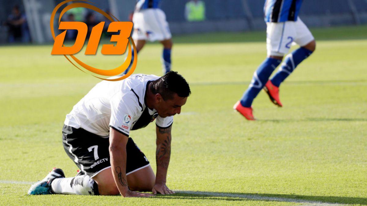 Clausura: Colo Colo rescató un empate sobre la hora ante Huachipato