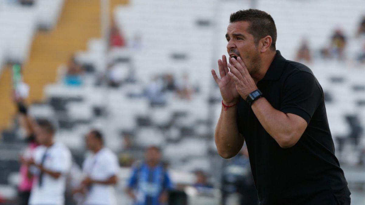 Tapia tras empate ante Huachipato: Fuimos yo creo que dominadores