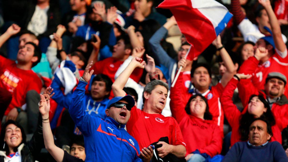 Comienza venta de entradas para el amistoso entre Chile y Estados Unidos