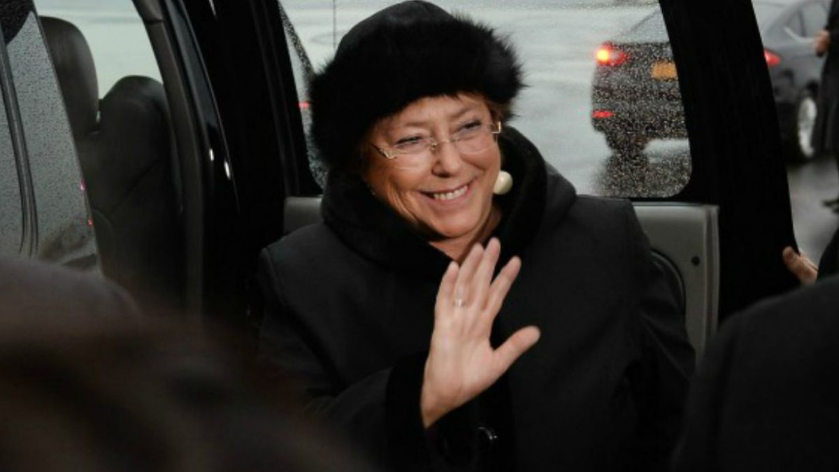 Bachelet preside hoy debate del Consejo de Seguridad de la ONU