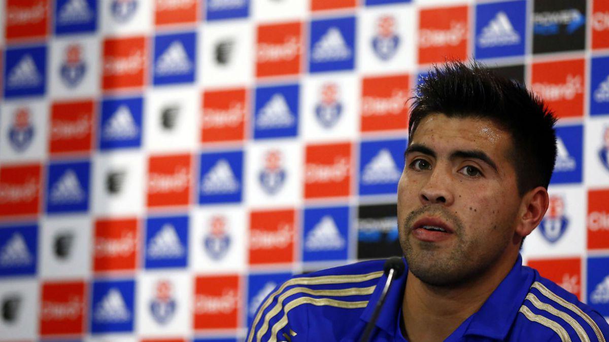 Gonzalo Espinoza es pretendido desde México y España