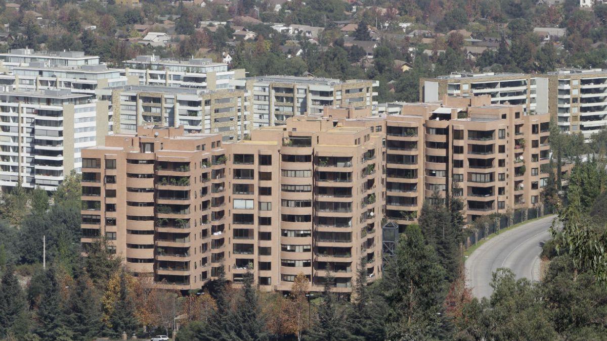 Venta de viviendas cayó un 3,9% en el gran Santiago