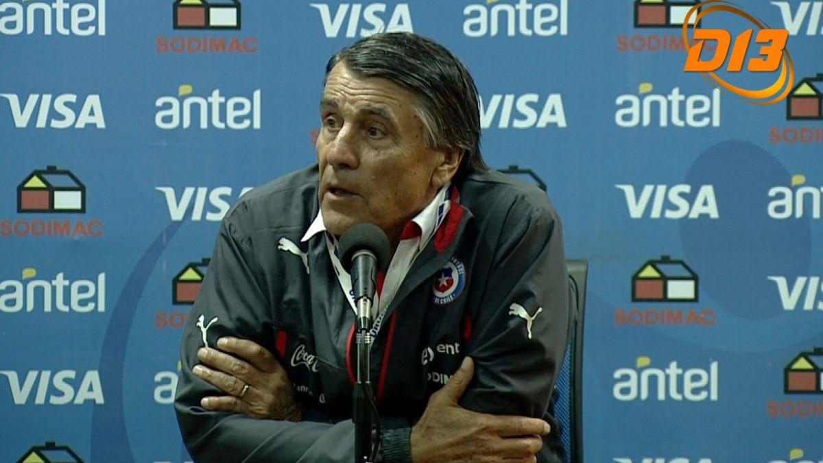 #Sub20enel13: Tocalli sobre la derrota: La responsabilidad es mía