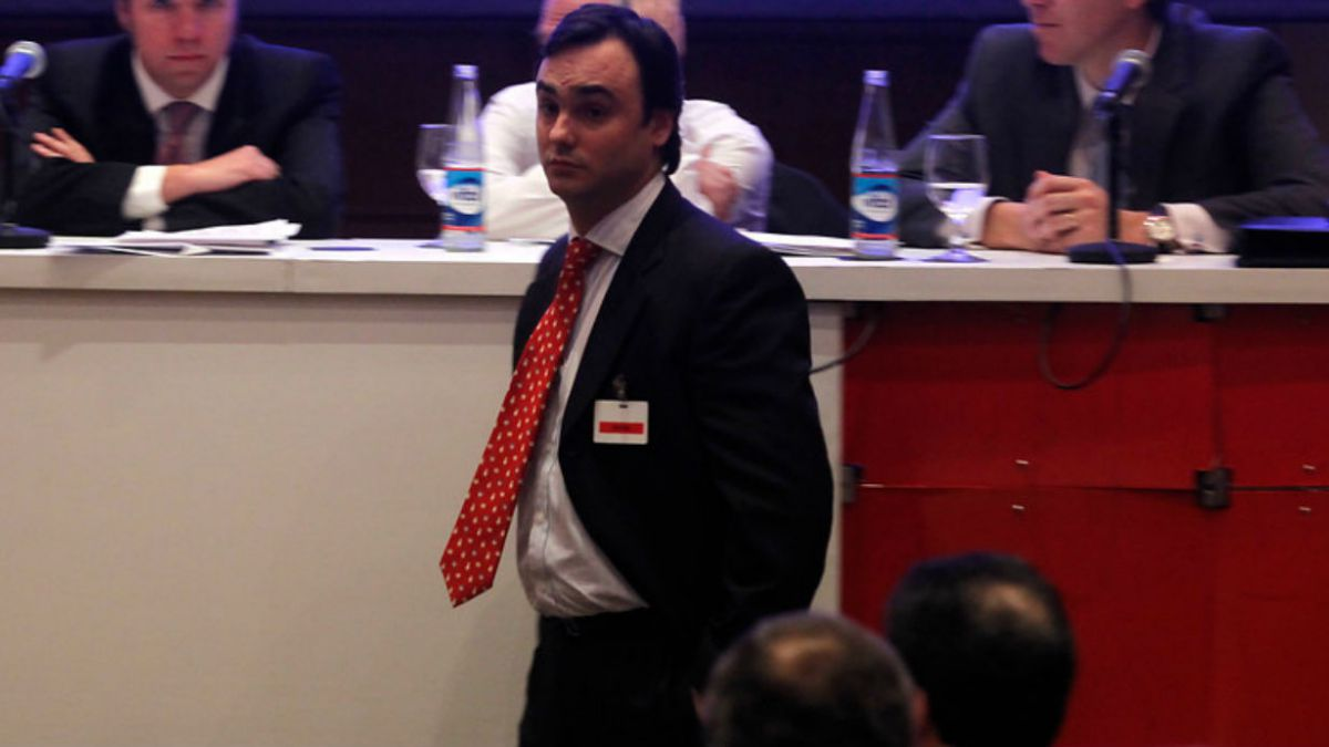 Caso Cascadas: Fiscalía solicita audiencia para formalizar a Aldo Motta