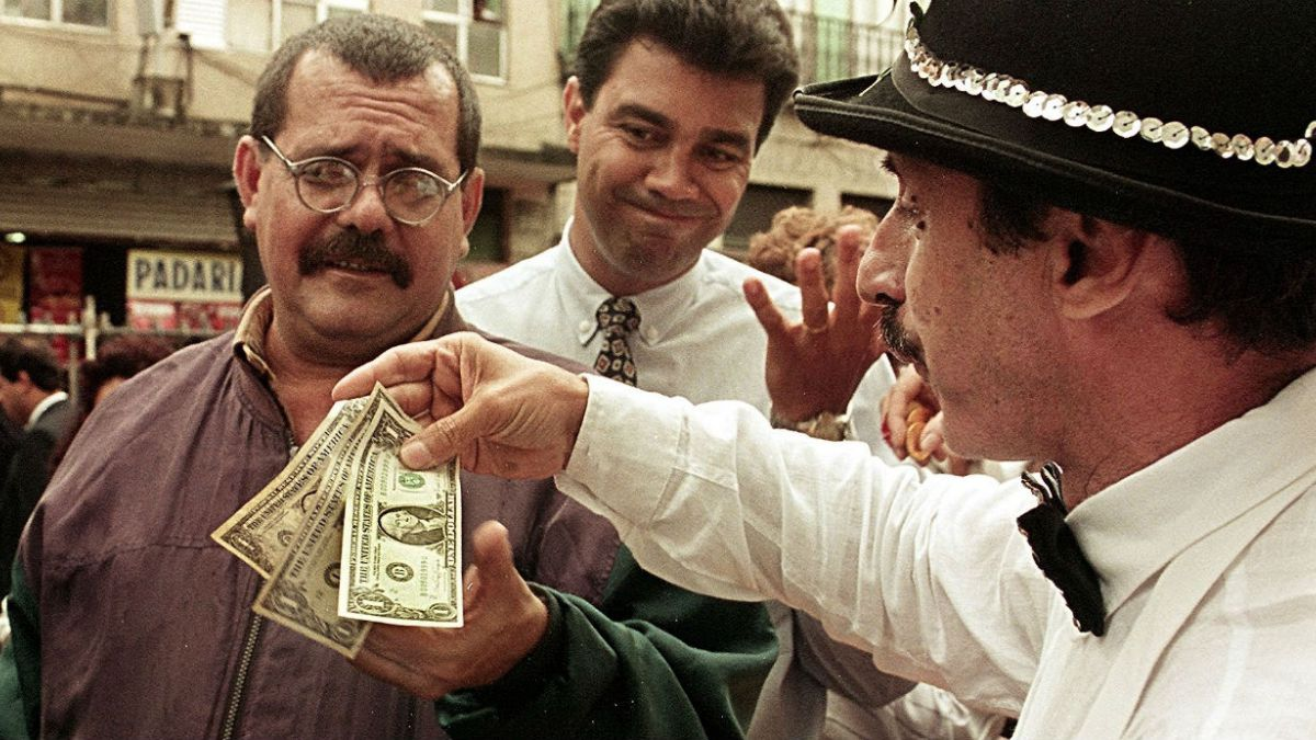 ¿Cuánto dinero hay que tener para ser parte del 1% más rico de la población?